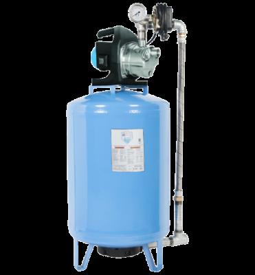 presurizadores individuales verticales aqua pak filtros